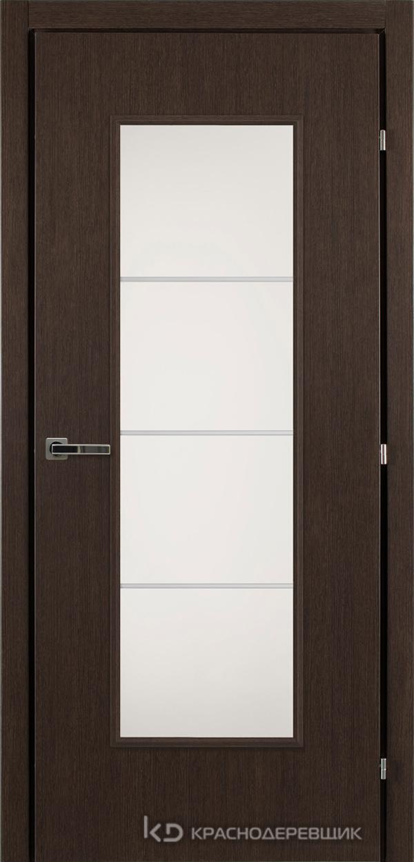 5000 ЧерныйДуб Дверь 5040М ДО 21- 9 (пр/л), с фурн., МатСтекло