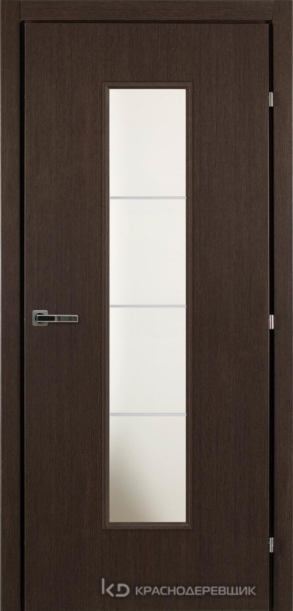 5000 ЧерныйДуб Дверь 5066М ДО 21- 9 (пр/л), с фурн., Сатин