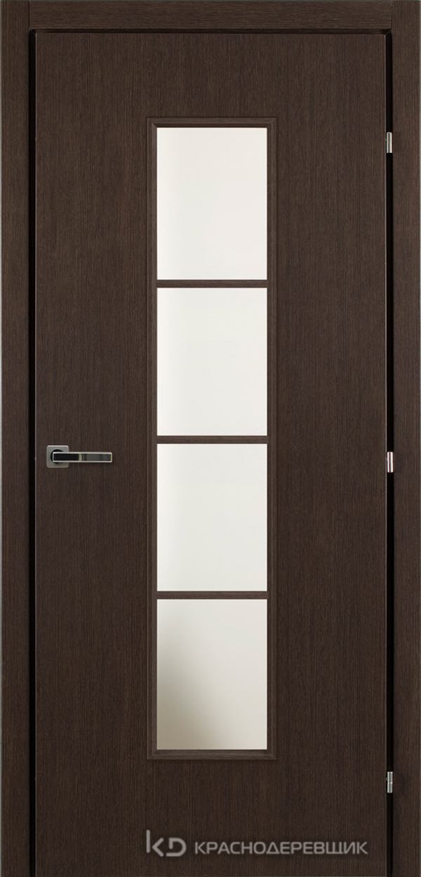 5000 ЧДуб Дверь 5066 ДО 21- 9 (пр/л), с фурн., Сатин