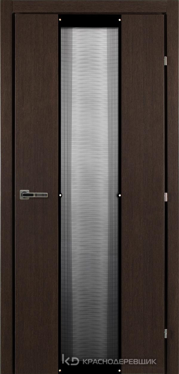 5000 ЧерныйДуб Дверь 5004 ДО 21- 9, СеткаВКЛ, с фурн.