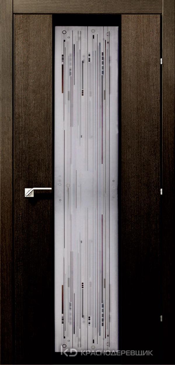 5000 ДубШервудCPL Дверь 5004 ДО 21- 9, Матрица ВКЛ350 с фурн.