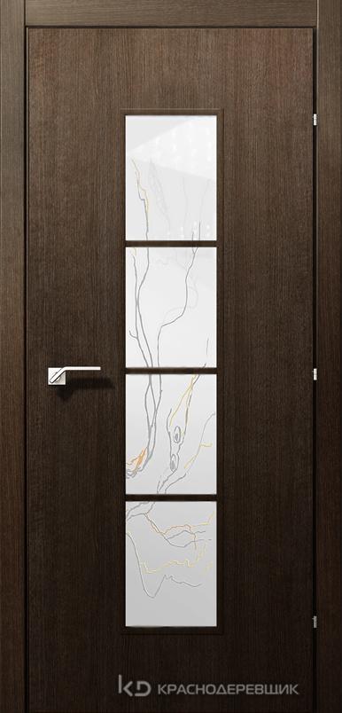 5000 ДубШервудCPL Дверь 5066 ДО 21- 9 (пр/л), с фурн., Лиана