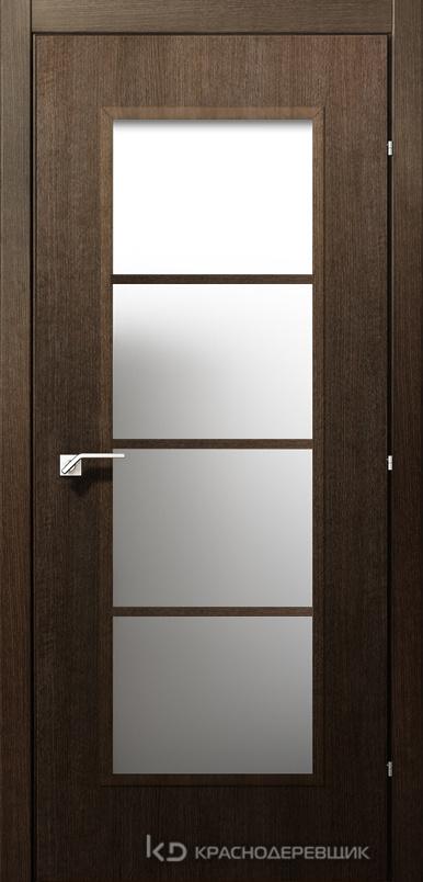 5000 ДубШервудCPL Дверь 5040 ДО 21- 9 (пр/л), с фурн., МатСтекло