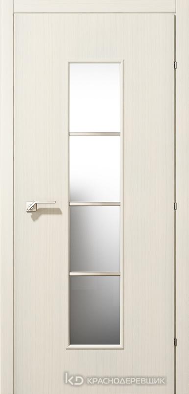 5000 ВыбеленыйДуб Дверь 5066М ДО 21- 9 (пр/л), с фурн., Сатин