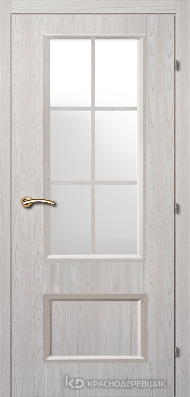 5000 Пиния Дверь 5024 ДО 21- 9 (пр/л), МатСтекло, с фурн.