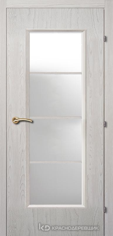 5000 Пиния Дверь 5040 ДО 21- 9 (пр/л), МатСтекло, с фурн.