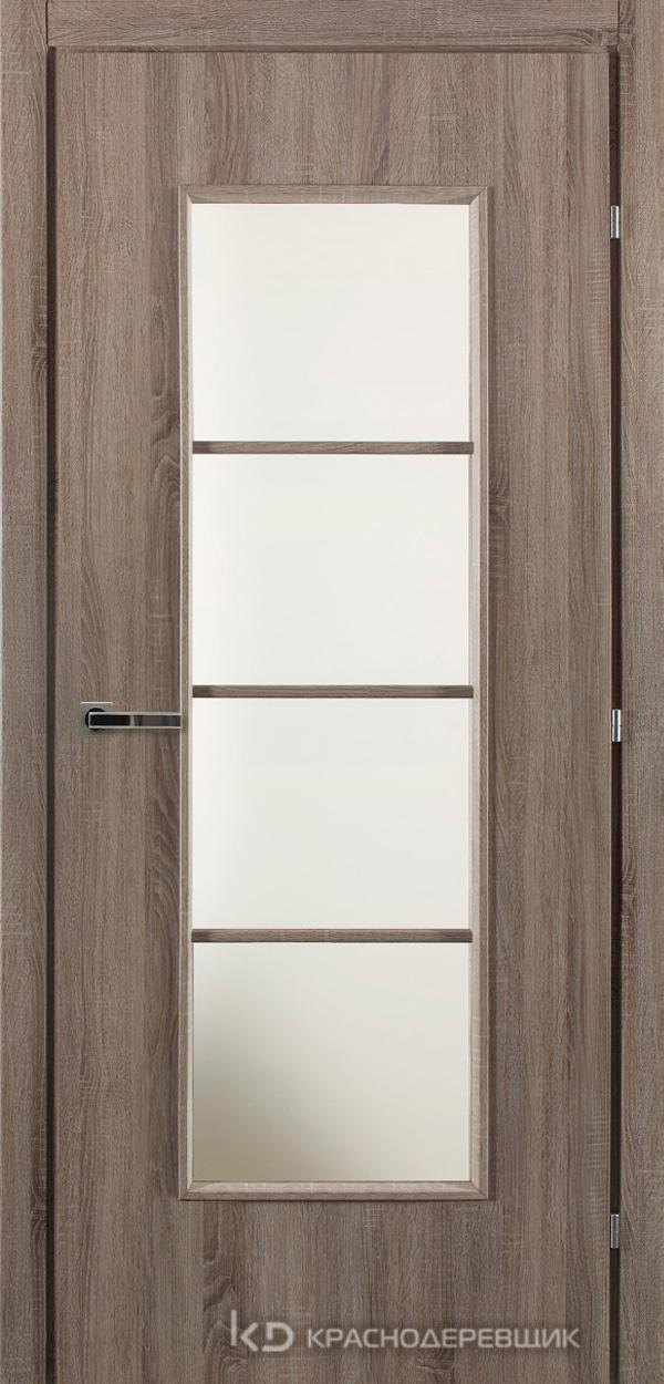 5000 Сонома Дверь 5040 ДО 21- 9 (пр/л), МатСтекло, с фурн.