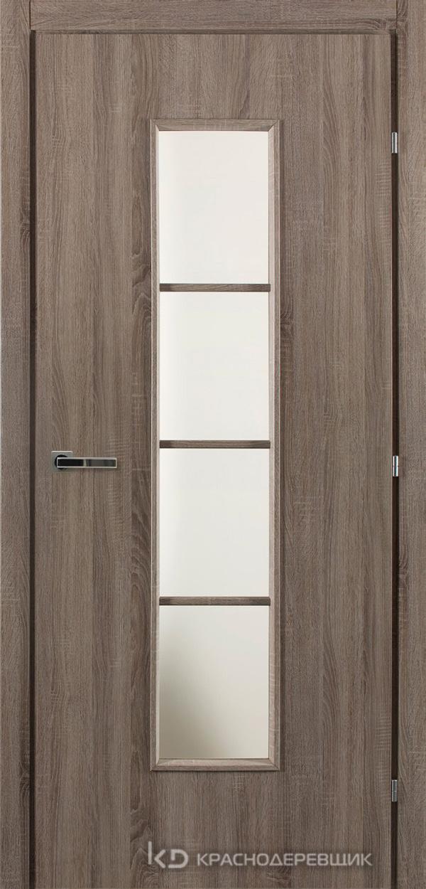 5000 Сонома Дверь 5066 ДО 21- 9 (пр/л), МатСтекло, с фурн.