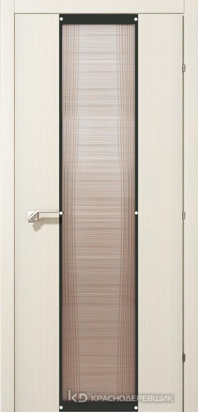 5000 ВыбеленныйДуб Дверь 5004 ДО 21- 9, СеткаВКЛ, с фурн.