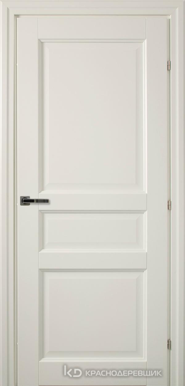 6000 Белый CPL Дверь 6333 ДГ 21- 9 (пр/л), с фурн.