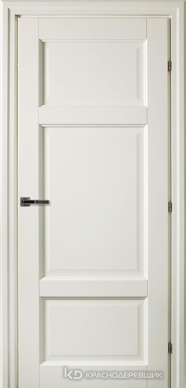 6000 Белый CPL Дверь 6343 ДГ 21- 9 (пр/л), с фурн.
