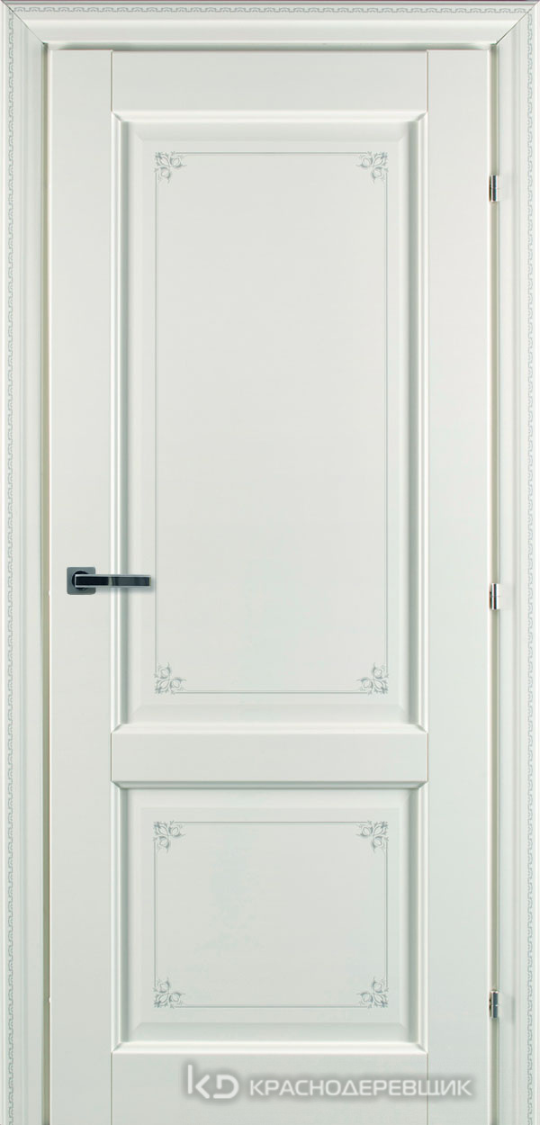 6000 БелыйПЕЧАТЬ CPL Дверь 6323 ДГ 21- 9 (пр/л), с фурн.