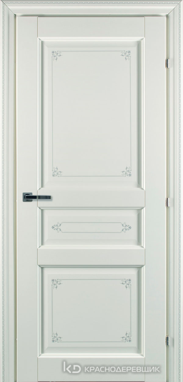 6000 БелыйПЕЧАТЬ CPL Дверь 6333 ДГ 21- 9 (пр/л), с фурн.