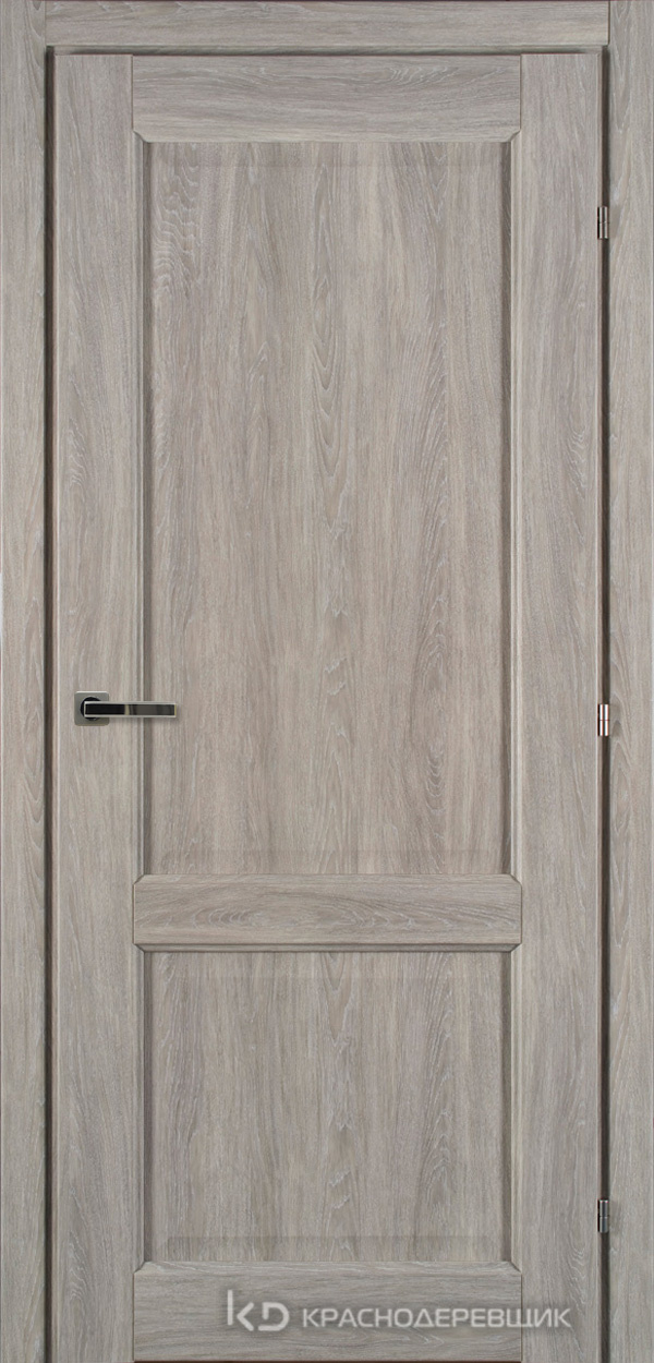 6000 ДубПепельныйS Дверь 6323 ДГ 21- 9 (пр/л), с фурн.