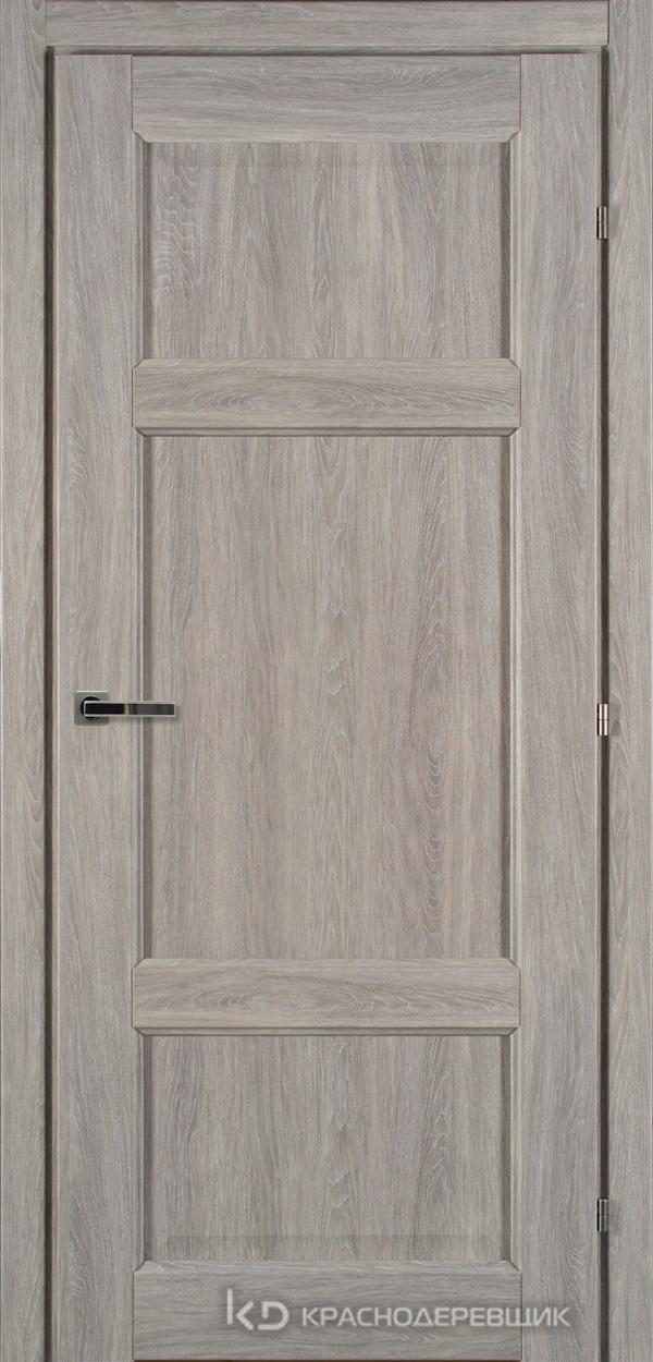 6000 ДубПепельныйS Дверь 6343 ДГ 21- 9 (пр/л), с фурн.