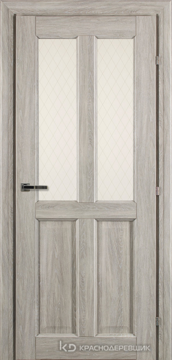 6000 ДубПепельныйS Дверь 6346 ДО 21- 9 (пр/л), с фурн., Стекло Пико