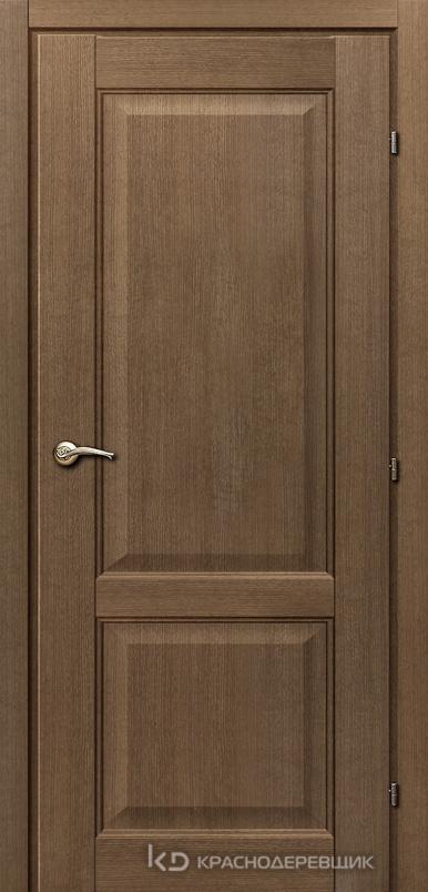 6000 РиэльCPL Дверь 6323 ДГ 21- 9 (пр/л), с фурн.