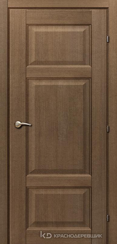6000 РиэльCPL Дверь 6343 ДГ 21- 9 (пр/л), с фурн.