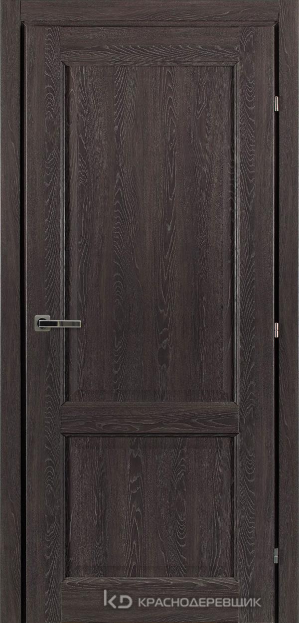 6000 ДубШварцS Дверь 6323 ДГ 21- 9 (пр/л), с фурн.