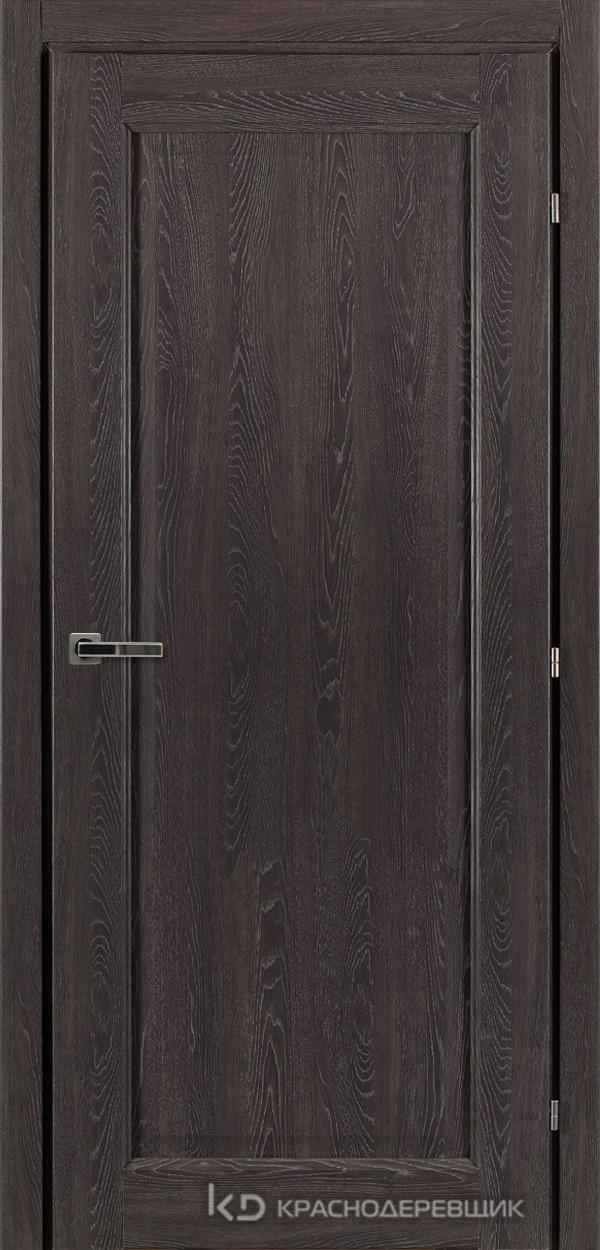 6000 ДубШварцS Дверь 6339 ДГ 21- 9 (пр/л), с фурн.