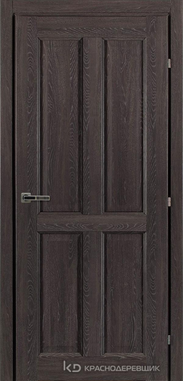 6000 ДубШварцS Дверь 6344 ДГ 21- 9 (пр/л), с фурн.