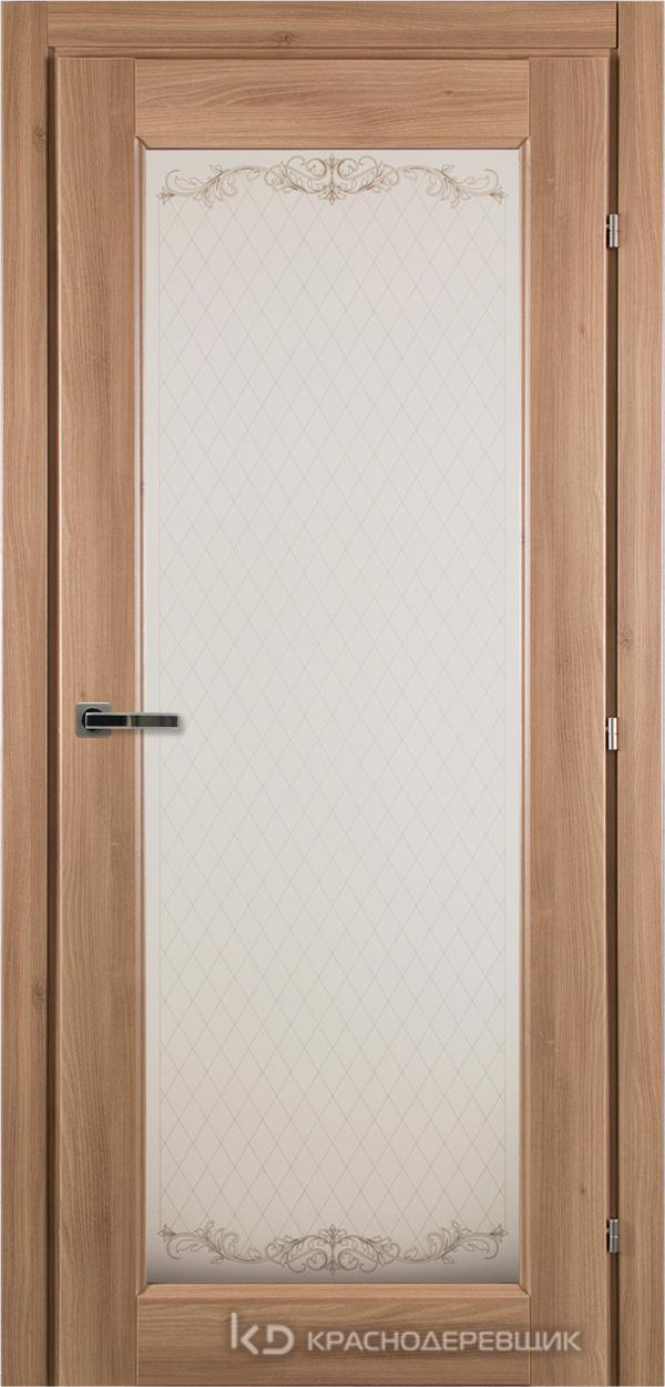 6000 МедиАкация CPL Дверь 6340 ДО 21- 9 (пр/л), с фурн., Стекло Кружевное