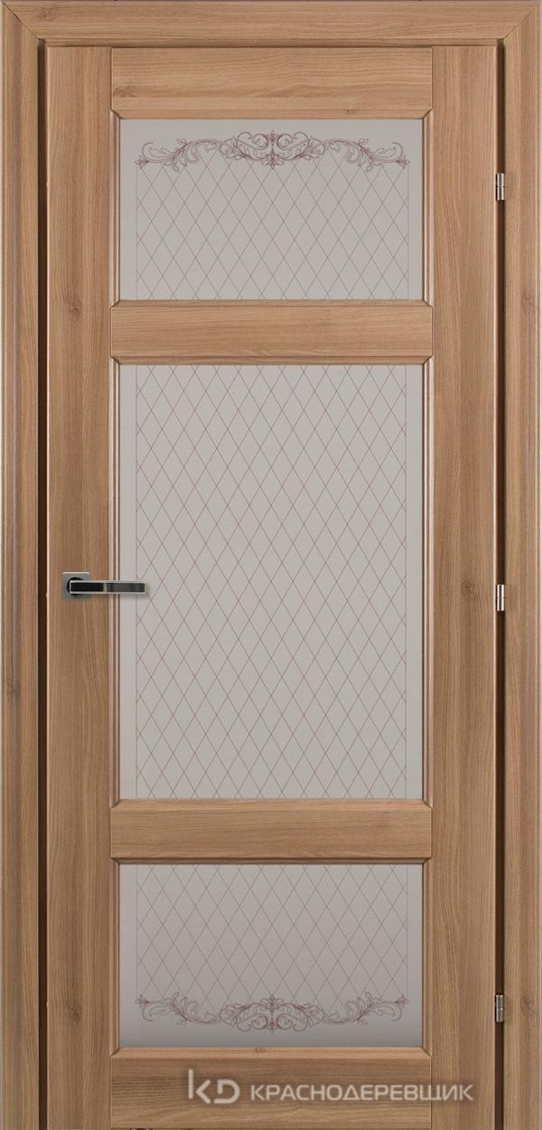 6000 МедиАкация CPL Дверь 6342 ДО 21- 9 (пр/л), с фурн., Стекло Кружевное