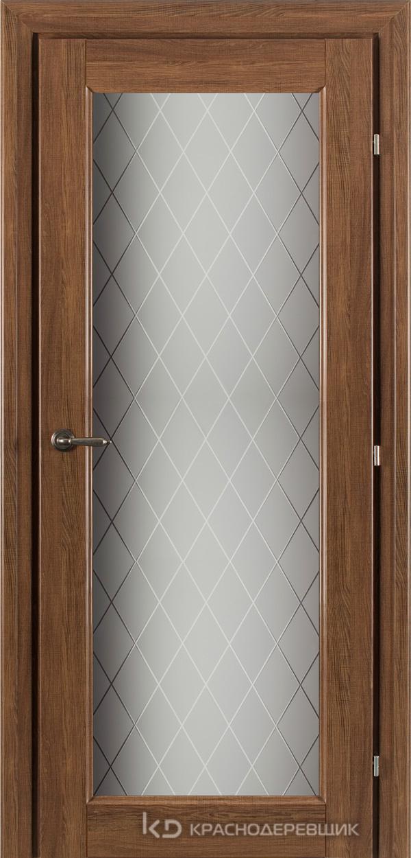 6000 Ровере сегата CPL Дверь 6340 ДО 21- 9 (пр/л), с фурн., Стекло Кристалл