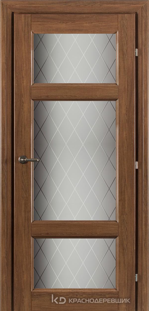 6000 Ровере сегата CPL Дверь 6342 ДО 21- 9 (пр/л), с фурн., Стекло Кристалл
