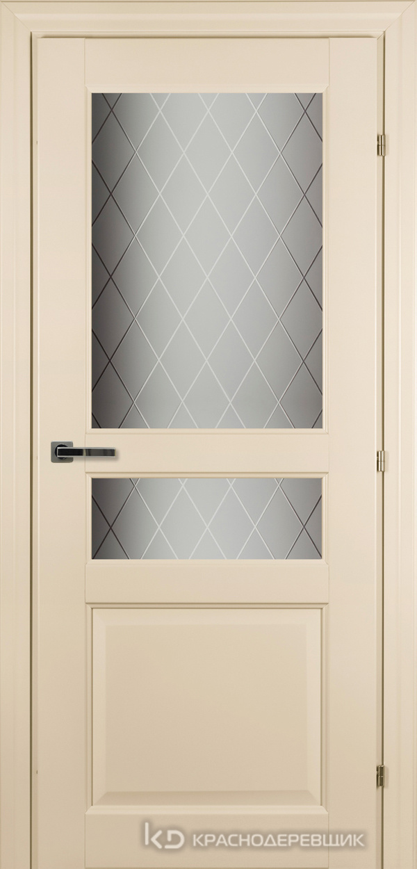 6000 Санжан CPL Дверь 6334 ДО 21- 9 (пр/л), с фурн., Стекло Кристалл