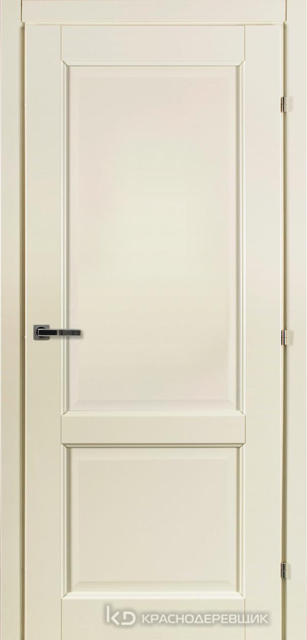 6000 Слоновая Кость CPL Дверь 6323 ДГ 21- 9 (пр/л), с фурн.