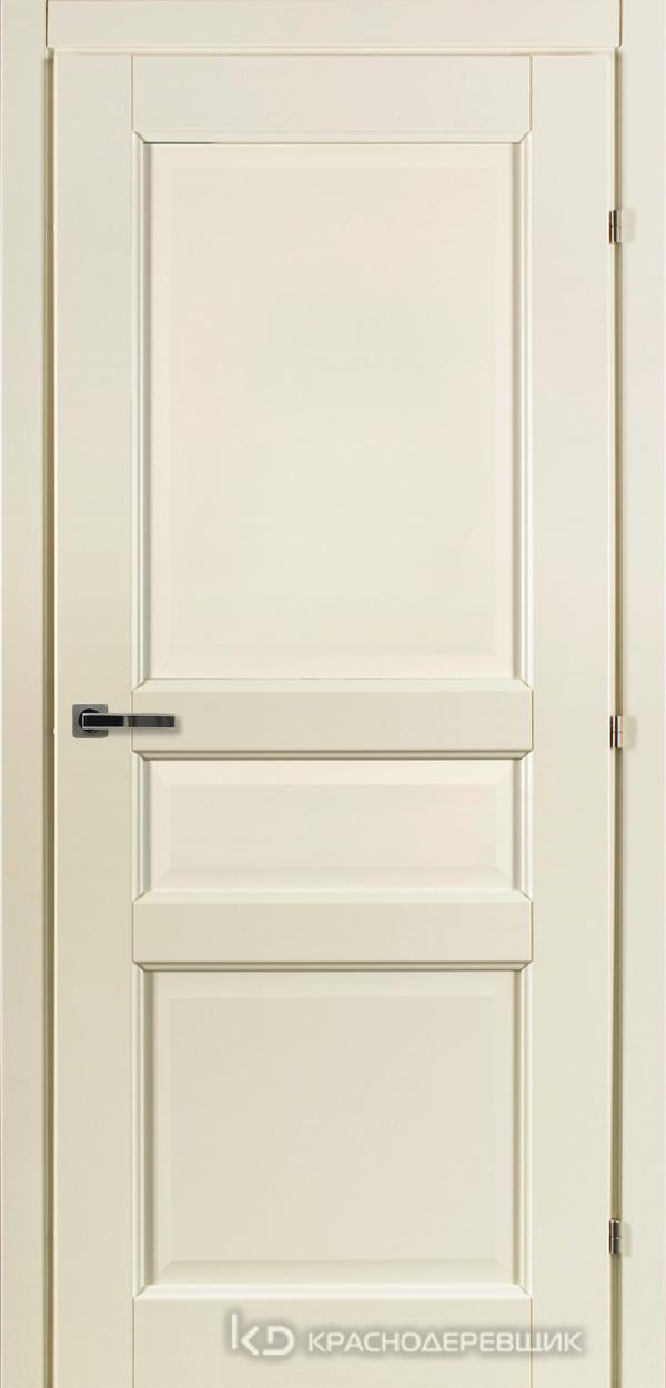 6000 Слоновая Кость CPL Дверь 6333 ДГ 21- 9 (пр/л), с фурн.