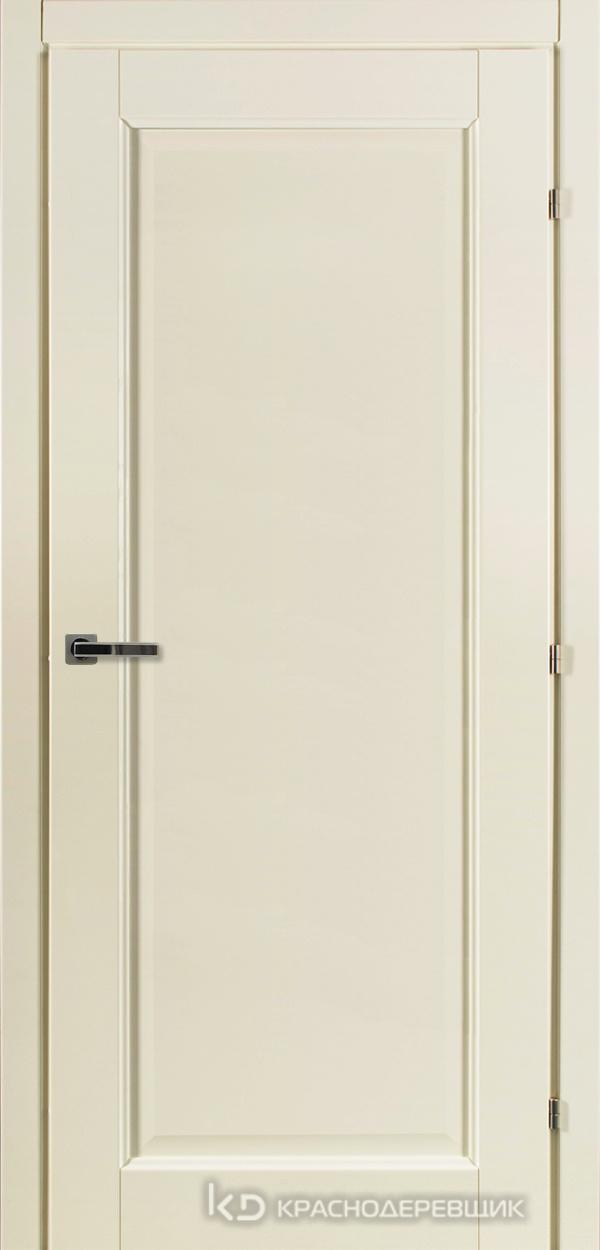 6000 Слоновая Кость CPL Дверь 6339 ДГ 21- 9 (пр/л), с фурн.