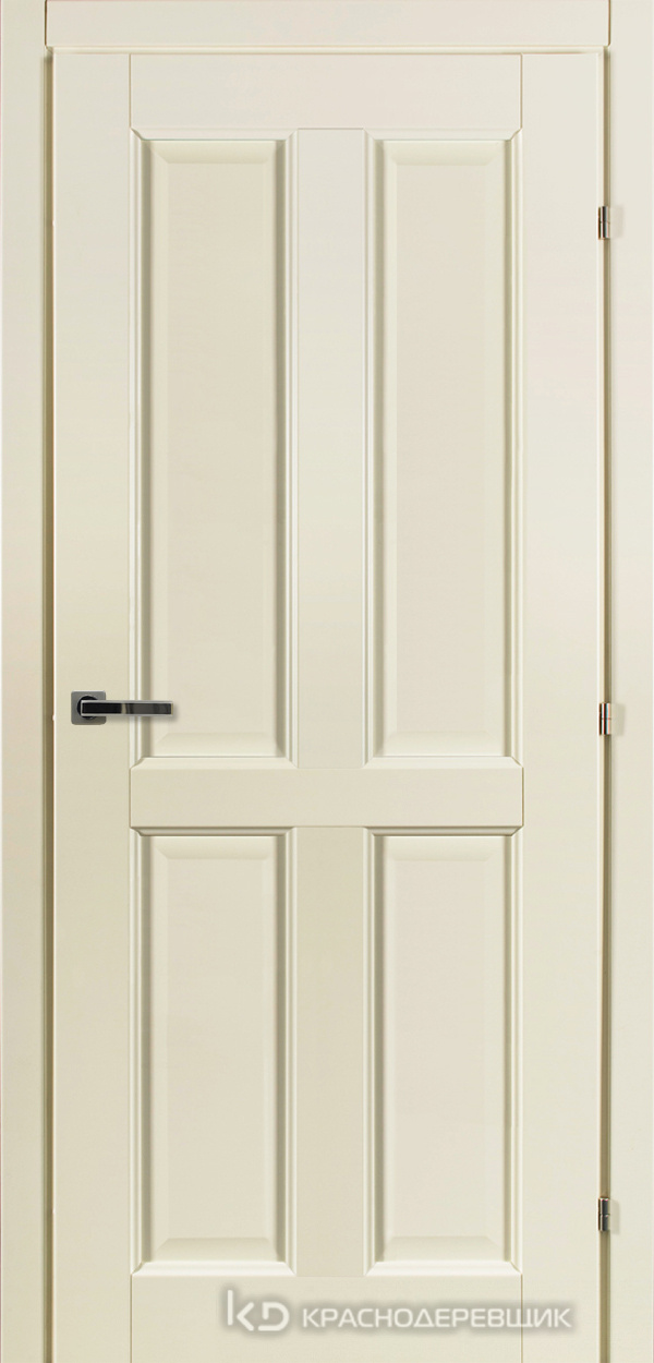 6000 Слоновая Кость CPL Дверь 6344 ДГ 21- 9 (пр/л), с фурн.