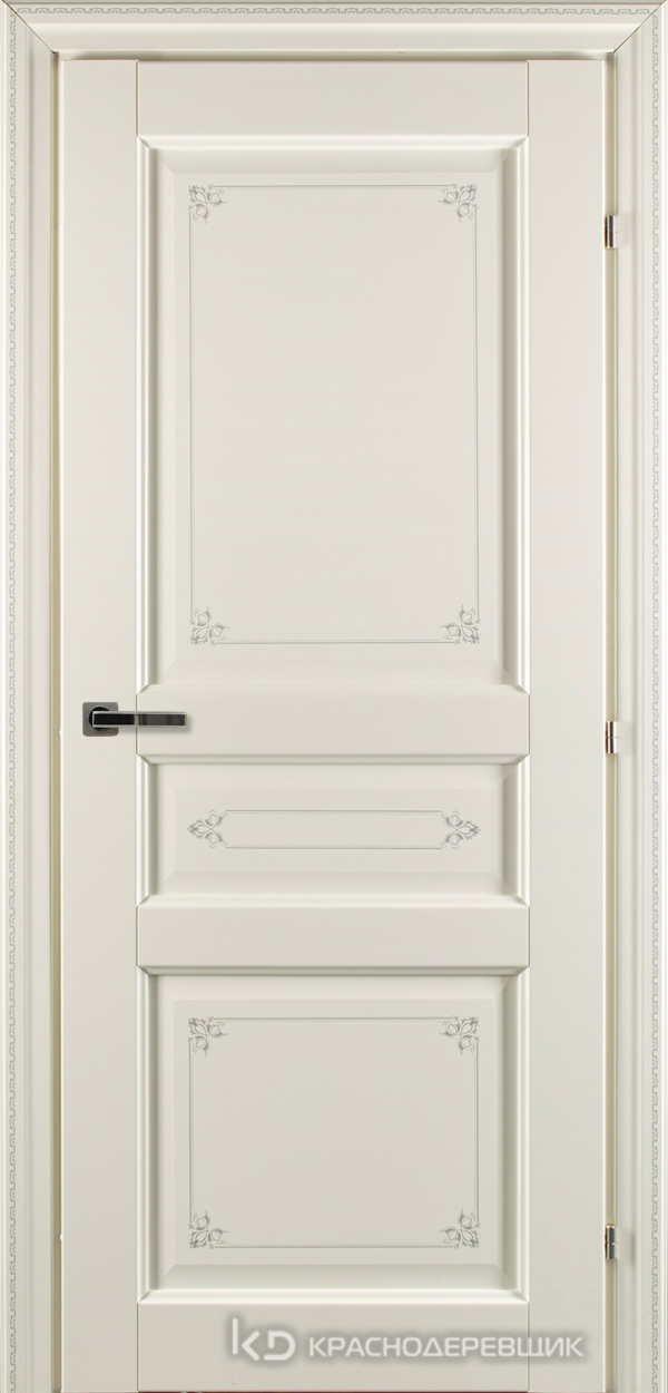 6000 Слоновая костьПЕЧАТЬ CPL Дверь 6333 ДГ 21- 9 (пр/л), с фурн.