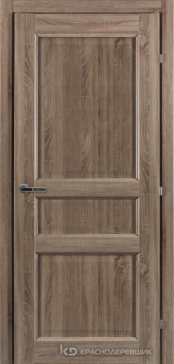 6000 СОНОМА Дверь 6333 ДГ 21- 9 (пр/л), с фурн.