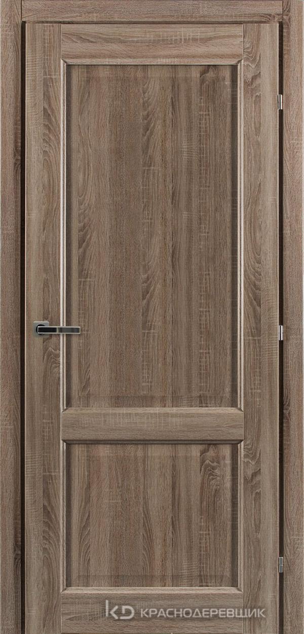6000 СОНОМА Дверь 6323 ДГ 21- 9 (пр/л), с фурн.