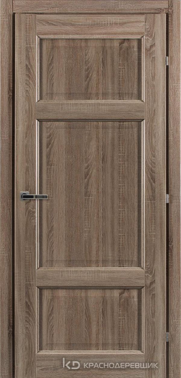 6000 СОНОМА Дверь 6343 ДГ 21- 9 (пр/л), с фурн.
