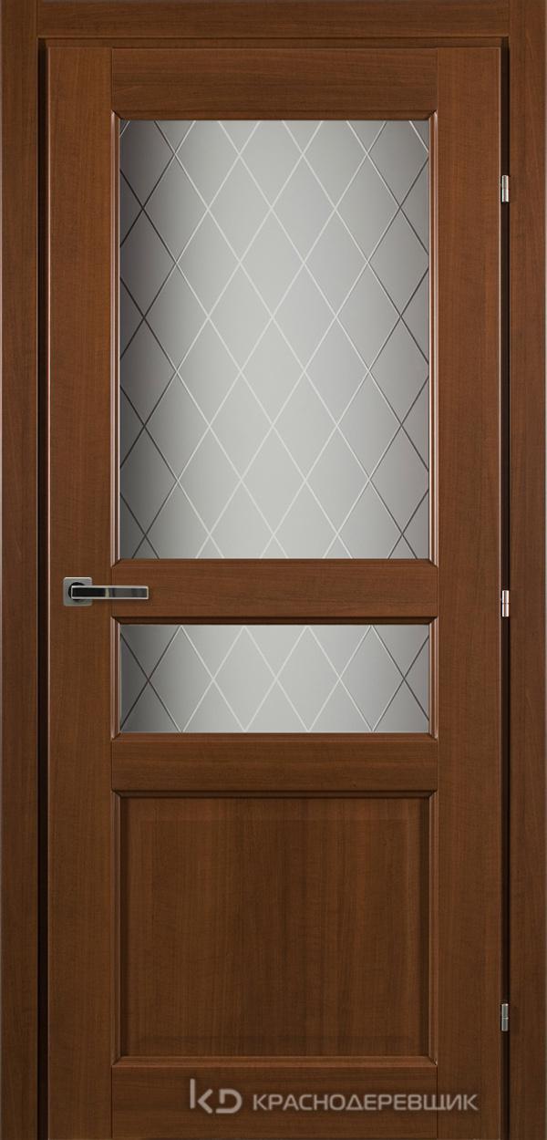 6000 ТанганикаCPL Дверь 6334 ДО 21- 9 (пр/л), с фурн., Стекло Кристал