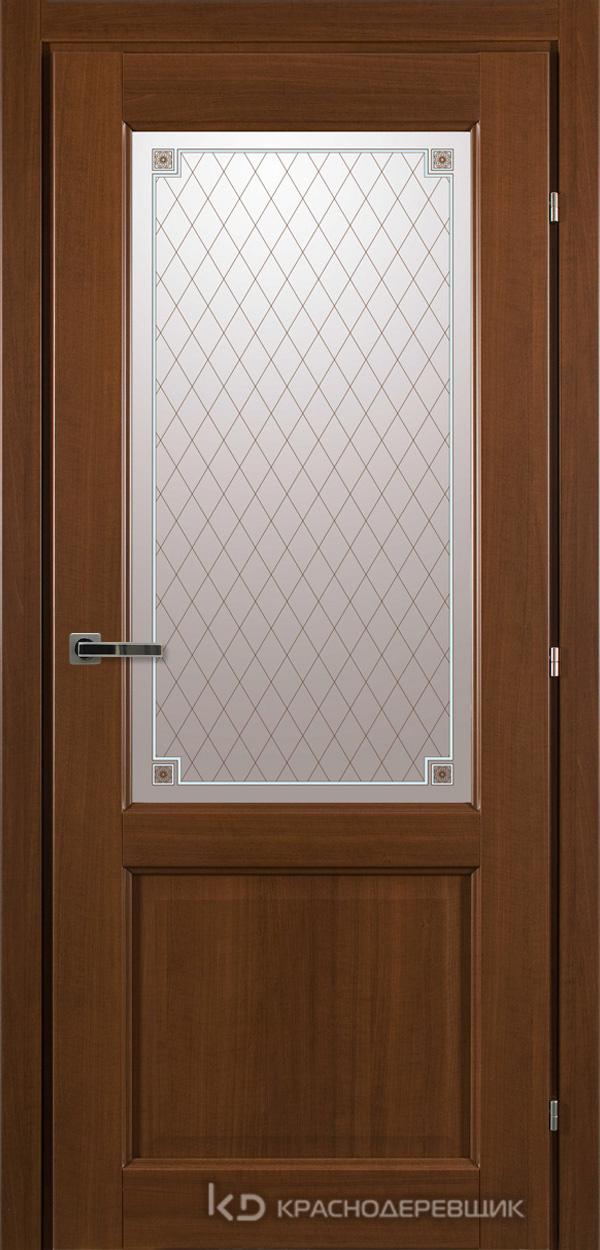 6000 ТанганикаCPL Дверь 6324 ДО 21- 9 (пр/л), с фурн., Стекло Пико