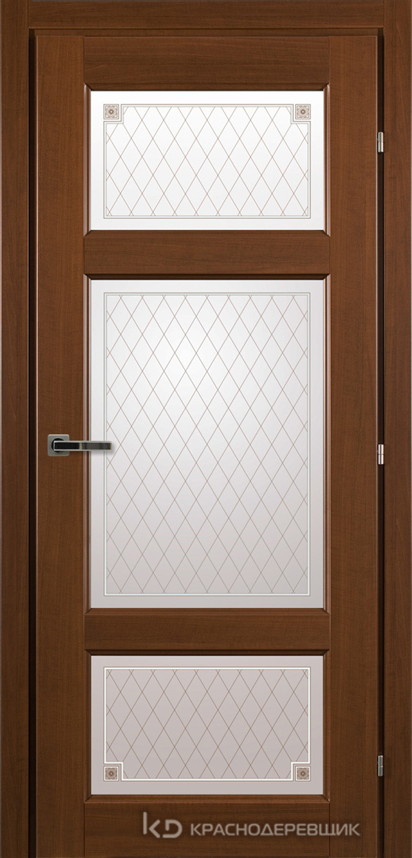 6000 ТанганикаCPL Дверь 6342 ДО 21- 9 (пр/л), с фурн., Стекло Пико