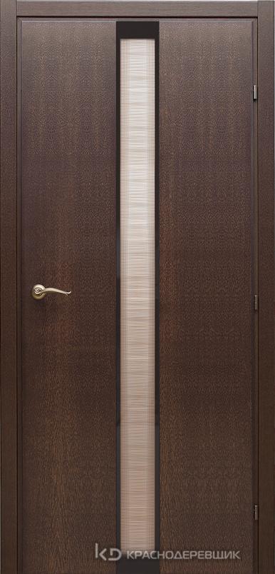7000 ДубКофе Дверь 7304 ДО 21- 9 (пр/л), с фурн., ВКЛ Сетка,150
