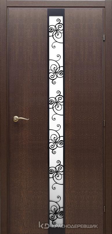 7000 ДубКофе Дверь 7302 ДО 21- 9 (пр/л), с фурн., ВКЛ Винтаж,150