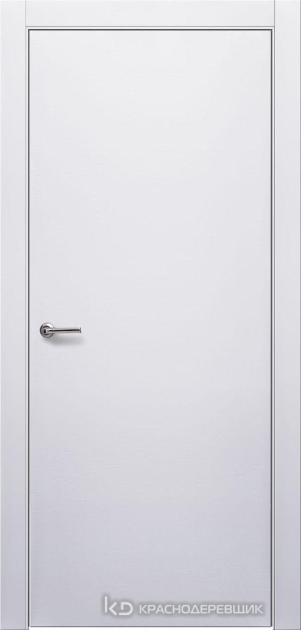 700 Белый Дверь 700T ДГ 21- 9 (пр/л), мех.замок