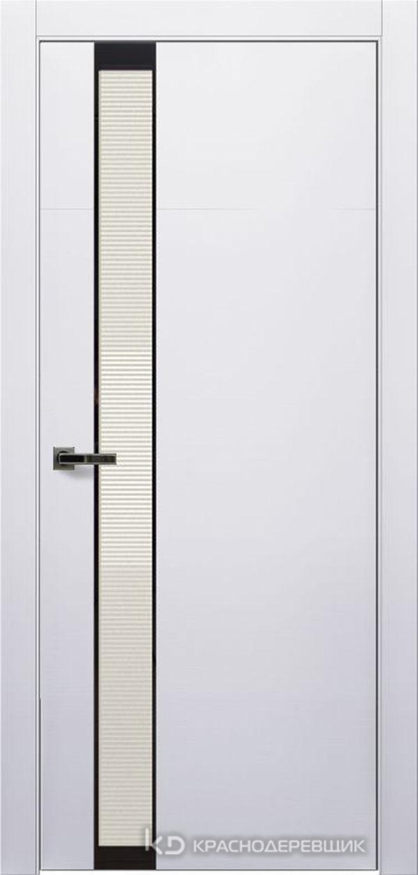 700 Белый Дверь 708Т ДО 21- 9 (пр/л), мех.замок, СтеклоСетка
