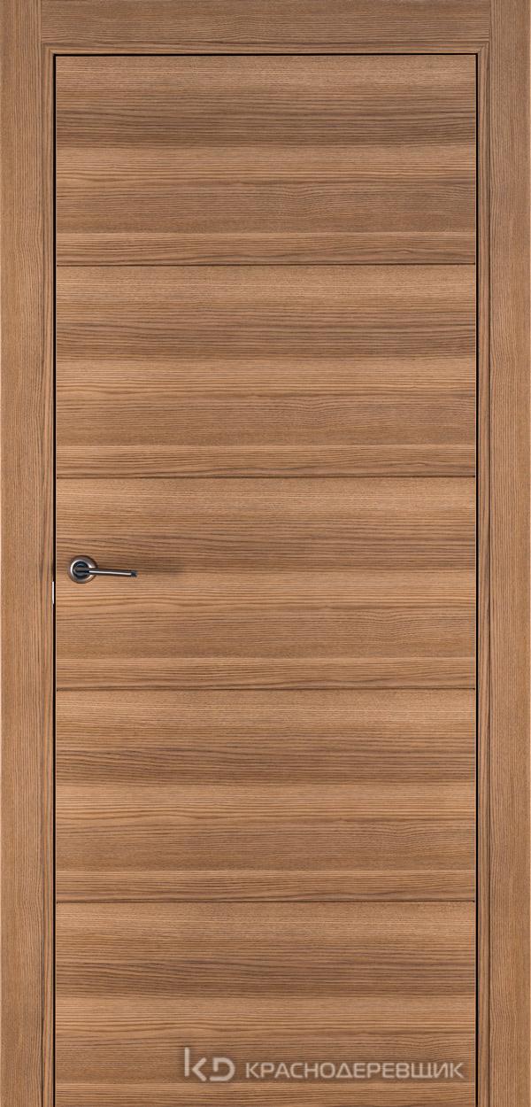 700 Дуб чайный Дверь 700 ДГ 21- 9 (пр/л), мех.замок