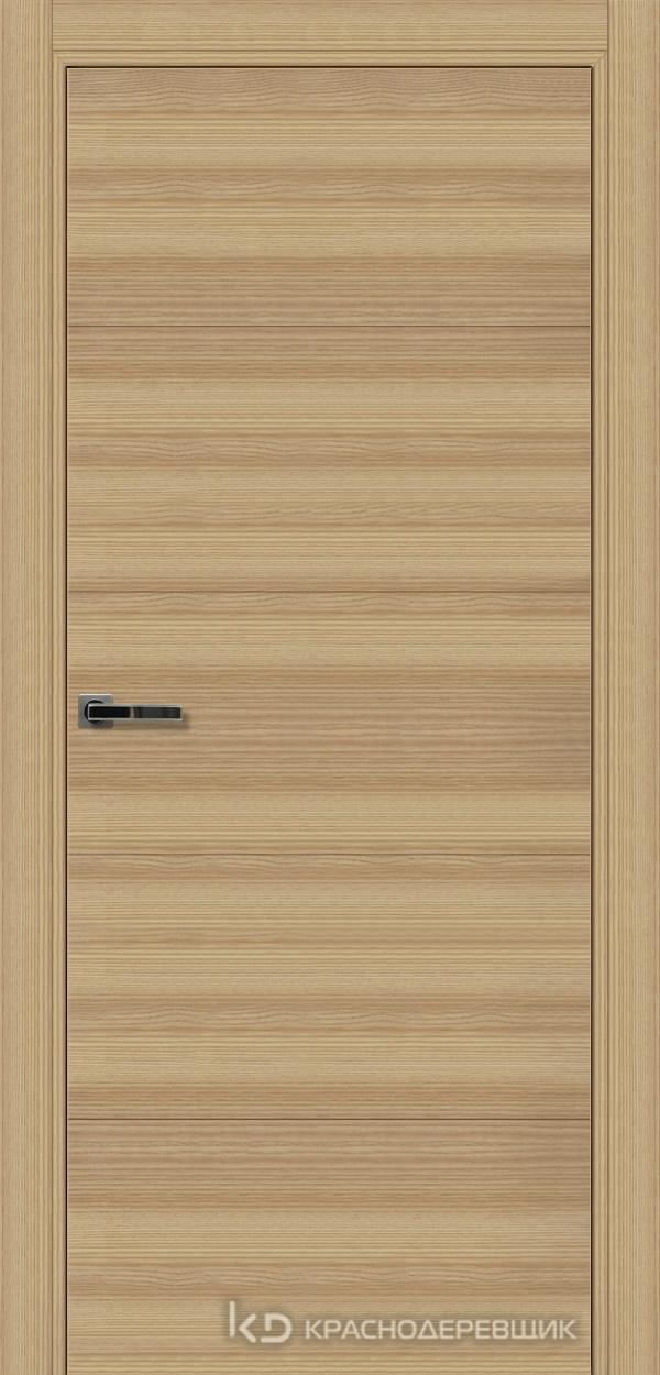700 Дуб натуральный Дверь 700 ДГ 21- 9 (пр/л), мех.замок
