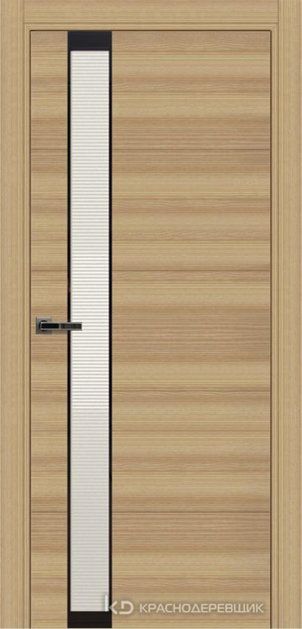 700 Дуб натуральный Дверь 708 ДО 21- 9 (пр/л), мех.замок, СтеклоСетка