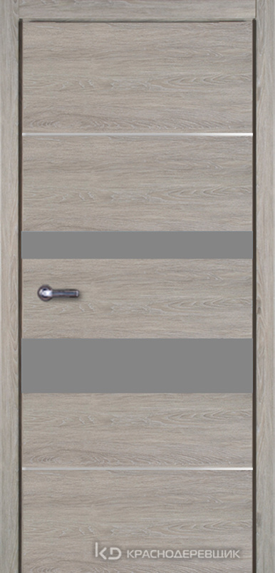 700 Пепельный Дверь 703М ДО 21- 9 (пр/л), мех.замок, МателакСильвер