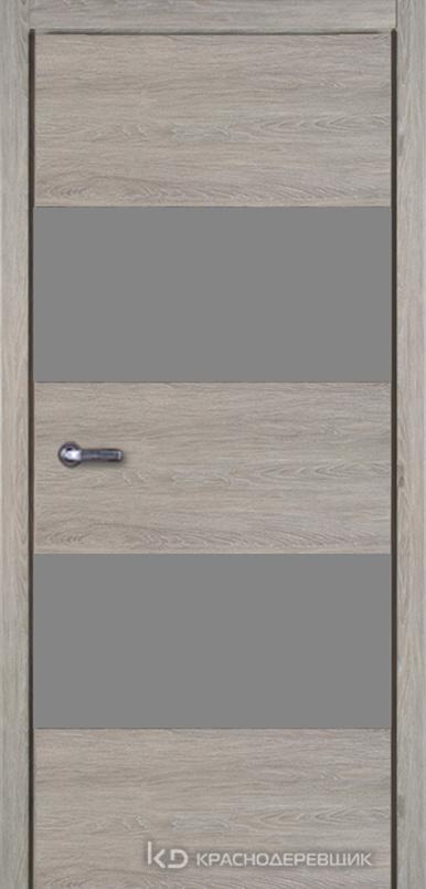 700 Пепельный Дверь 705 ДО 21- 9 (пр/л), мех.замок, МателакСильвер